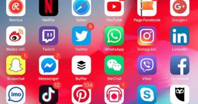 30 réseaux sociaux à connaître