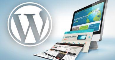 guide installation wordpress