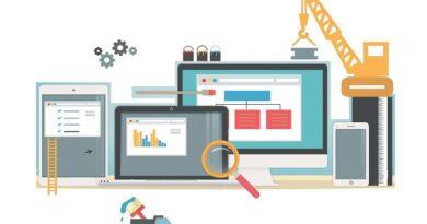 outils création site web