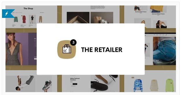 thème The Retailer