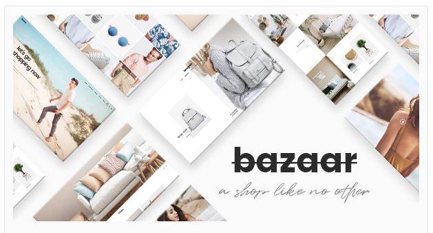 thème bazaar