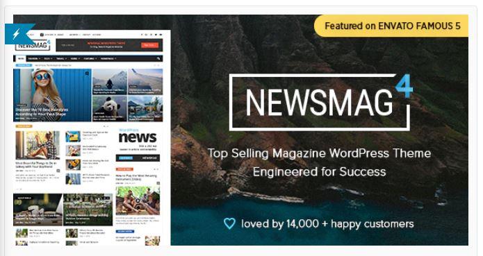 thème newsmag