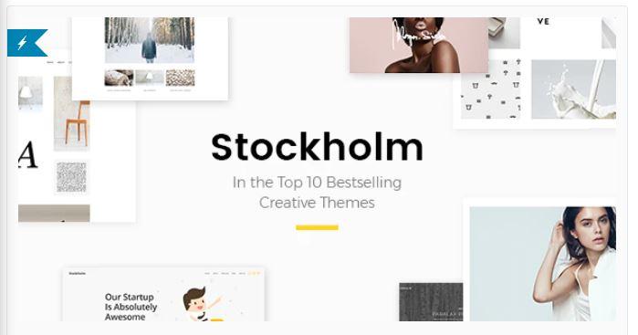 thème stockholm