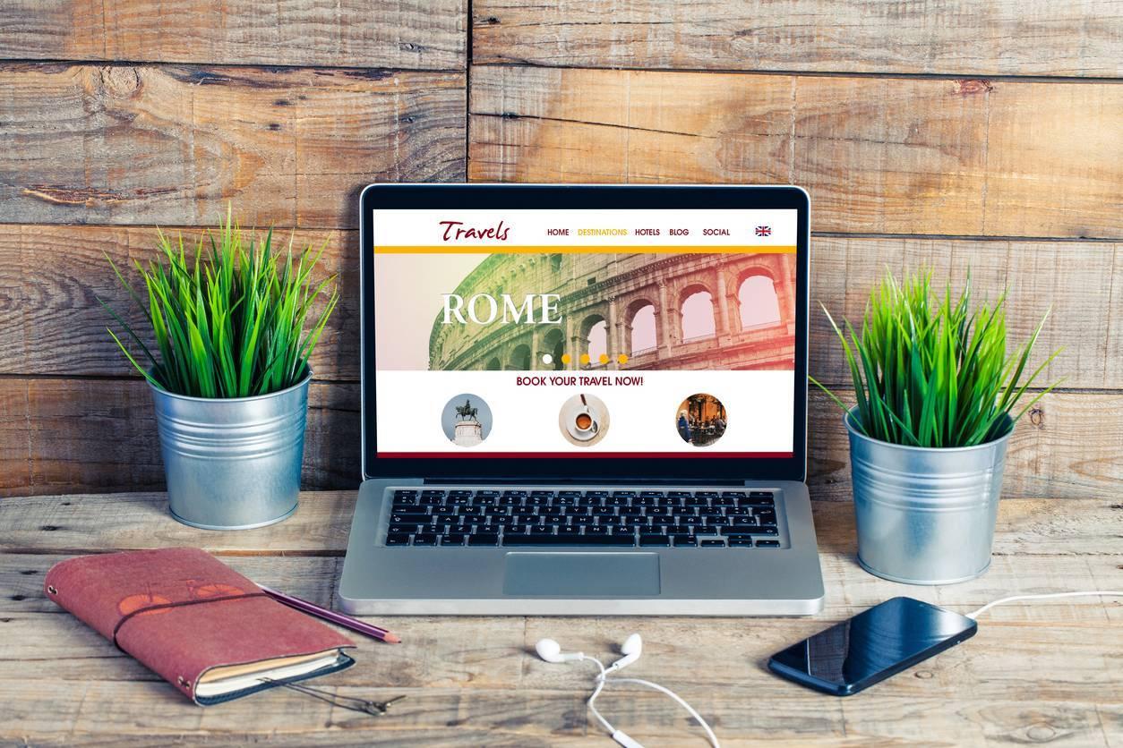 agence web création site internet référencement