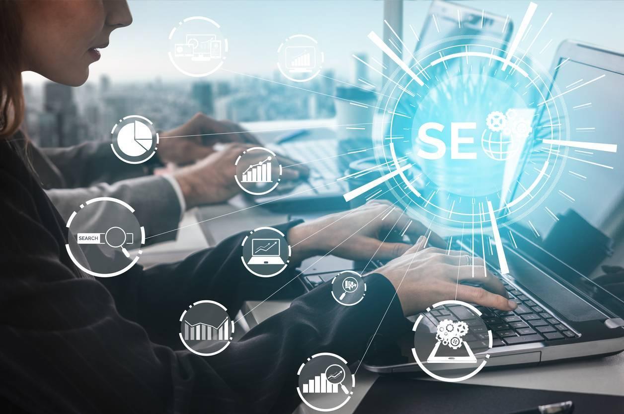 SEO visibilité PME web