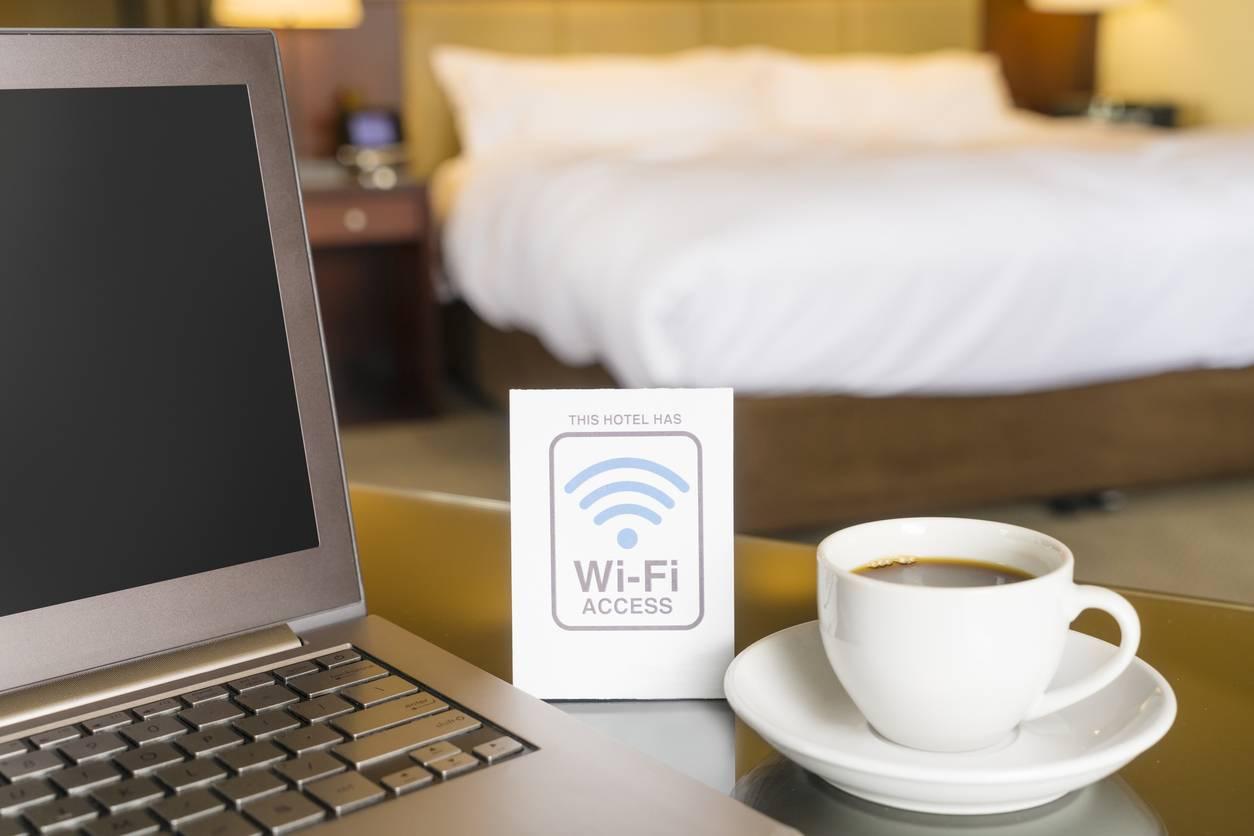 wifi hôtel