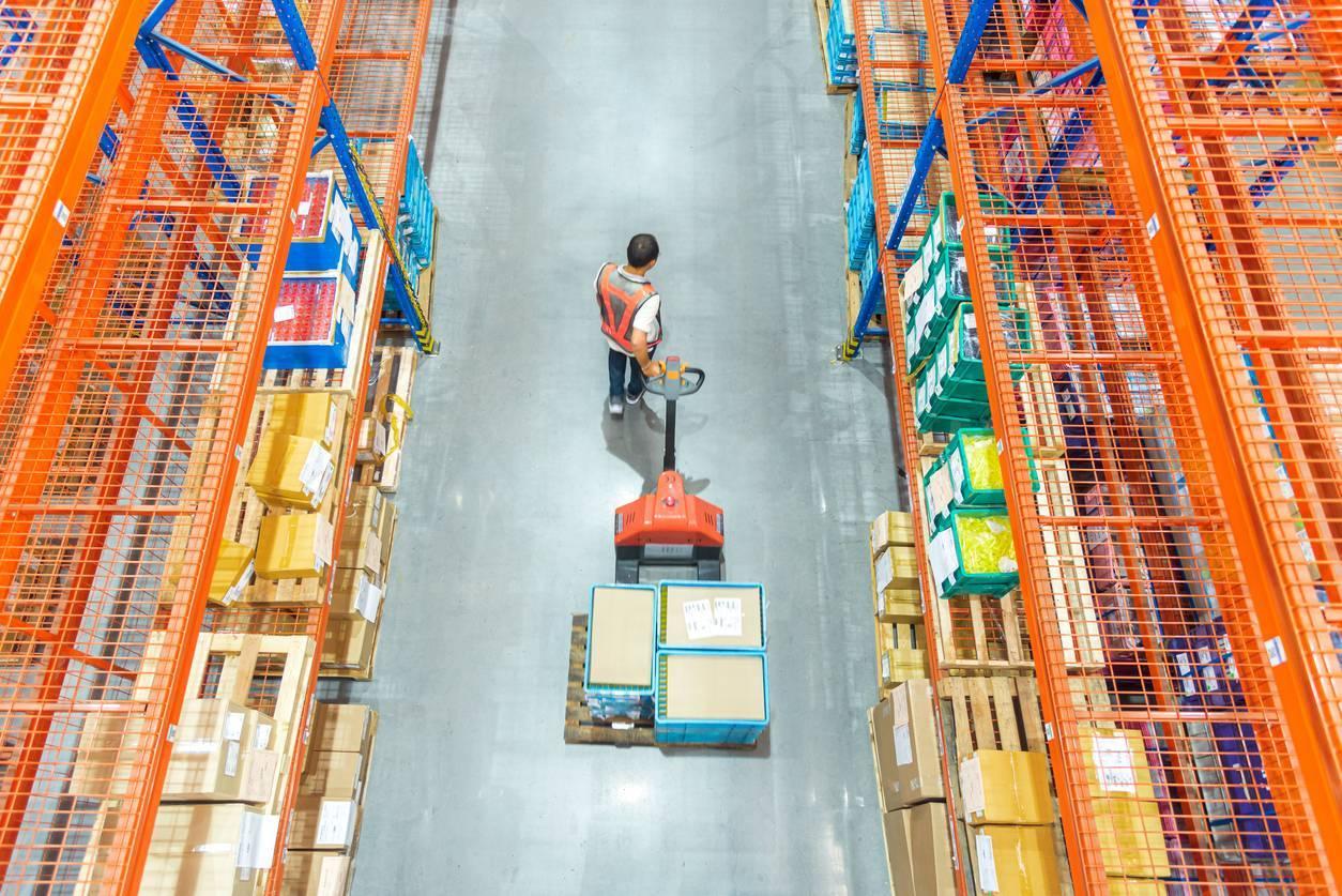 entreposage et logistique